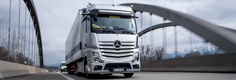 Actros 5 1848 LSnRL