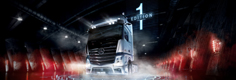 Actros 5 Edition 1